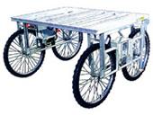 電動圃場運搬車 アグリカート