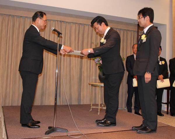 「日本建設機械施工大賞」受賞